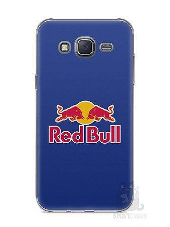 Capa Capinha Samsung J5 Red Bull #2