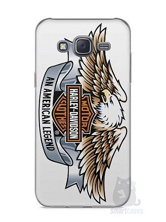Capa Capinha Samsung J5 Harley Davidson