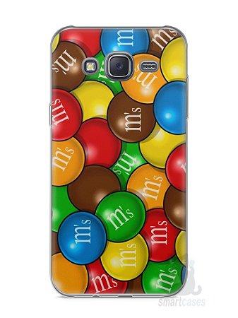 Capa Capinha Samsung J5 M&M's