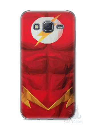 Capa Capinha Samsung J5 The Flash #1