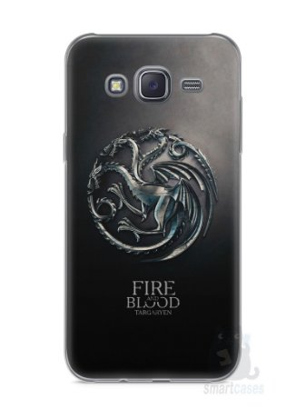 Capa Capinha Samsung J5 Game Of Thrones Targaryen