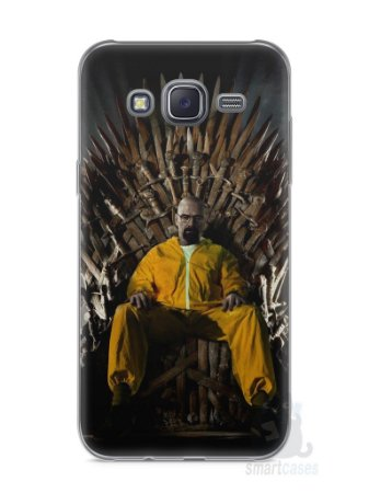 Capa Capinha Samsung J5 Heisenberg Game Of Thrones