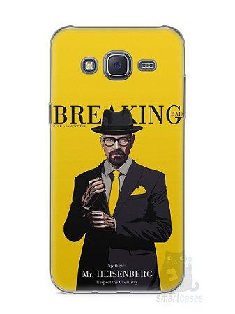 Capa Capinha Samsung J5 Breaking Bad #2