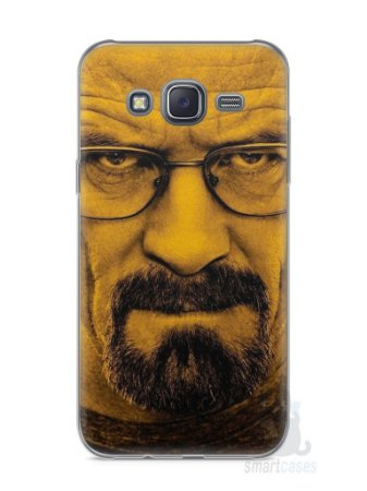 Capa Capinha Samsung J5 Breaking Bad #3