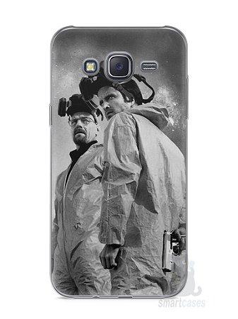Capa Capinha Samsung J5 Breaking Bad #9