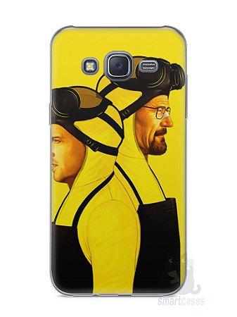 Capa Capinha Samsung J5 Breaking Bad #10