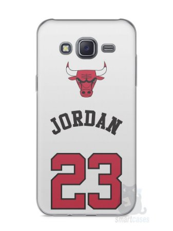 Capa Capinha Samsung J5 Michael Jordan 23
