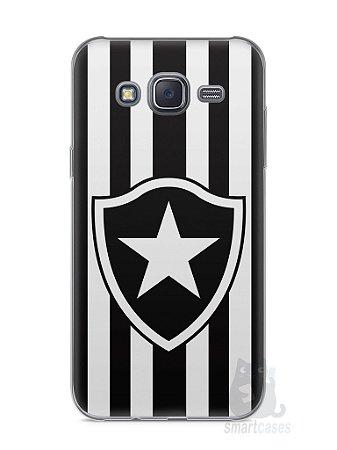 Capa Capinha Samsung J5 Time Botafogo #1