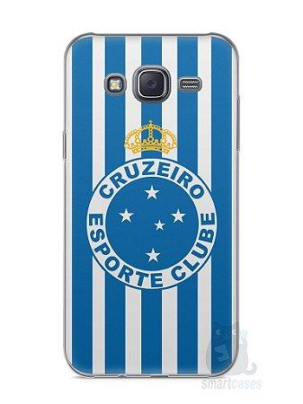 Capa Capinha Samsung J5 Time Cruzeiro #2