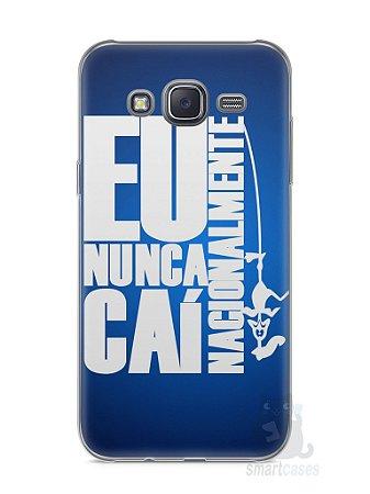Capa Capinha Samsung J5 Time Cruzeiro #4