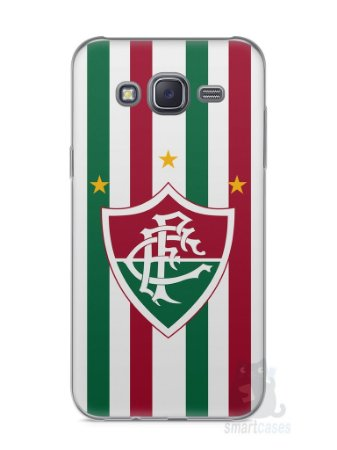 Capa Capinha Samsung J5 Time Fluminense
