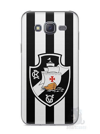 Capa Capinha Samsung J5 Time Vasco da Gama #1