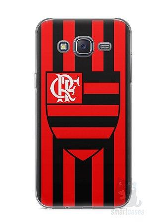 Capa Capinha Samsung J5 Time Flamengo #1