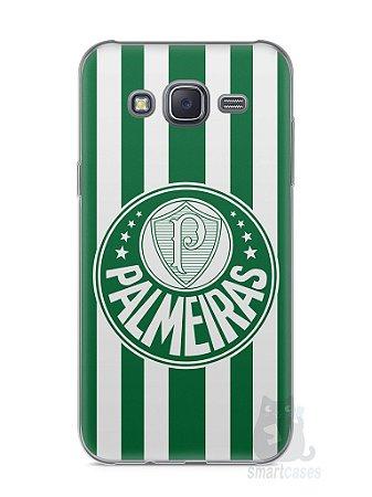 Capa Capinha Samsung J5 Time Palmeiras #1