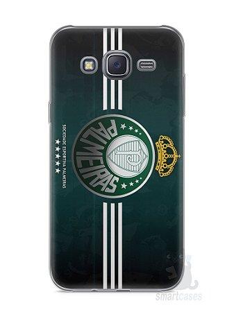 Capa Capinha Samsung J5 Time Palmeiras #8
