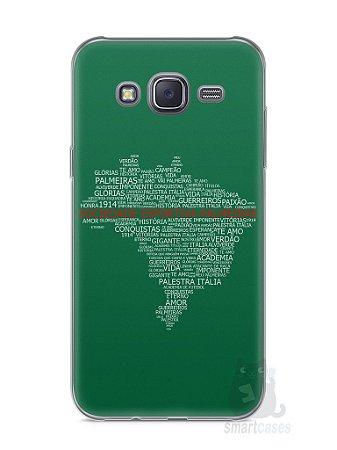 Capa Capinha Samsung J5 Time Palmeiras #6