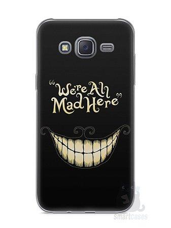 Capa Capinha Samsung J5 Alice no País das Maravilhas