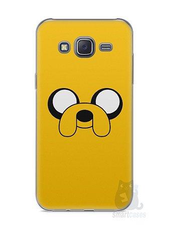 Capa Capinha Samsung J5 Hora de Aventura #1