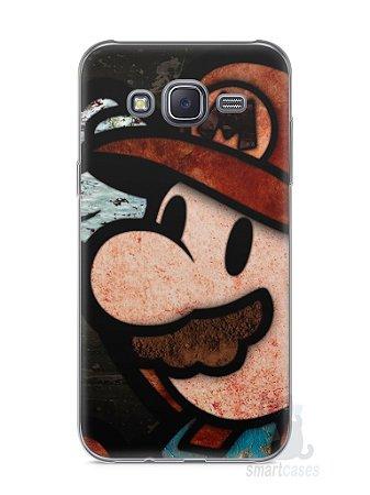 Capa Capinha Samsung J5 Super Mario #2