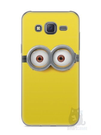 Capa Capinha Samsung J5 Minions #4