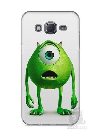 Capa Capinha Samsung J5 Mike Wazowski Monstros S.A.