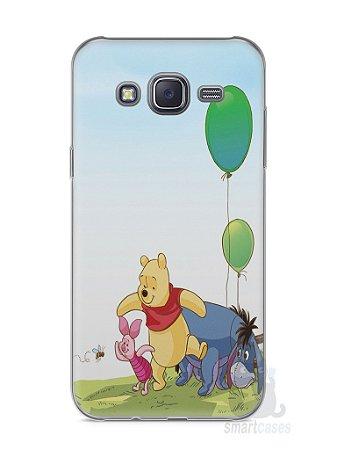 Capa Capinha Samsung J5 Ursinho Pooh