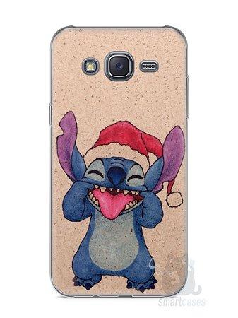 Capa Capinha Samsung J5 Stitch #2