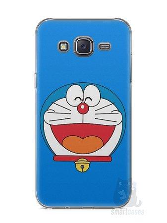 Capa Capinha Samsung J5 Doraemon