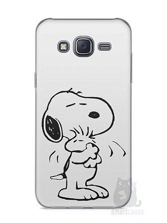 Capa Capinha Samsung J5 Snoopy #3