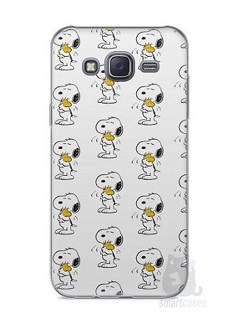 Capa Capinha Samsung J5 Snoopy #6