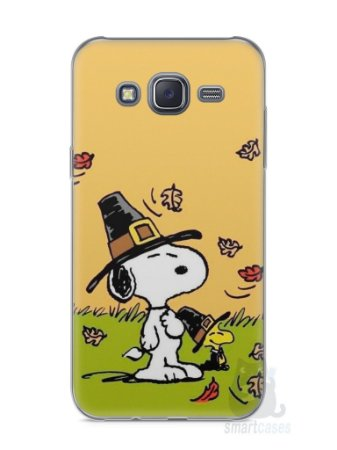 Capa Capinha Samsung J5 Snoopy #8