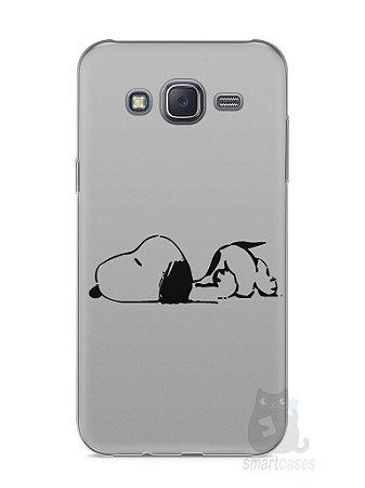 Capa Capinha Samsung J5 Snoopy #11