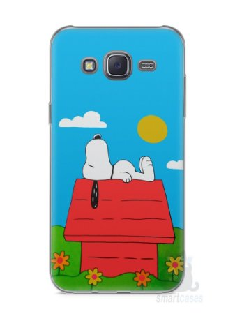 Capa Capinha Samsung J5 Snoopy #14