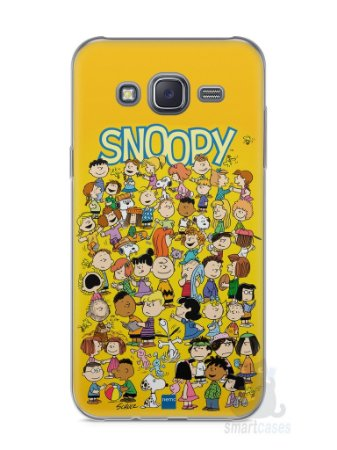 Capa Capinha Samsung J5 Snoopy #33