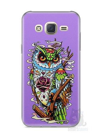 Capa Capinha Samsung J7 Coruja #2