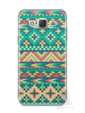 Capa Capinha Samsung J5 Étnica #9