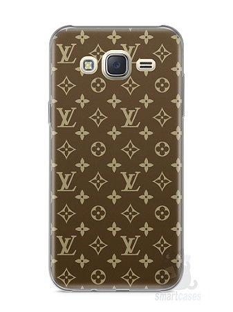 Capa Capinha Samsung J7 Louis Vuitton #4