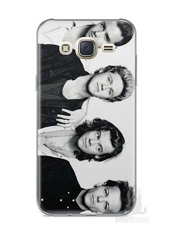 Capa Capinha Samsung J7 One Direction #1