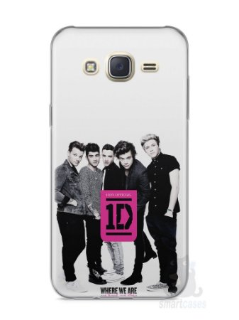 Capa Capinha Samsung J7 One Direction #2