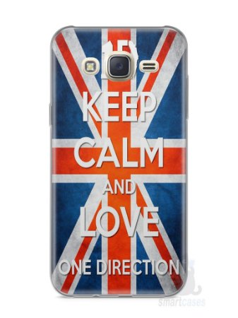 Capa Capinha Samsung J7 One Direction #3