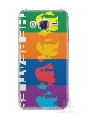 Capa Capinha Samsung J7 The Beatles #2