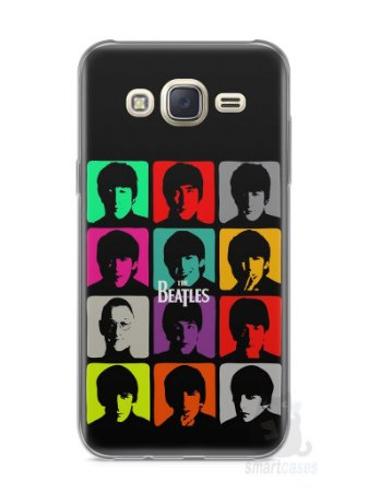 Capa Capinha Samsung J7 The Beatles #3