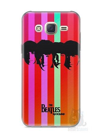 Capa Capinha Samsung J7 The Beatles #4