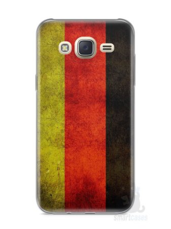 Capa Capinha Samsung J7 Bandeira da Alemanha