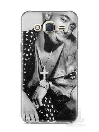 Capa Capinha Samsung J7 Tupac Shakur #3
