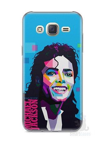 Capa Capinha Samsung J7 Michael Jackson #2