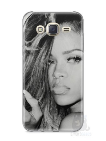 Capa Capinha Samsung J7 Rihanna #3