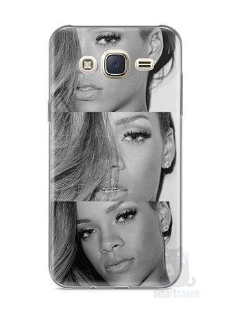Capa Capinha Samsung J7 Rihanna #4