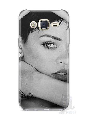 Capa Capinha Samsung J7 Rihanna #5