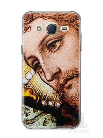 Capa Capinha Samsung J7 Jesus #2
